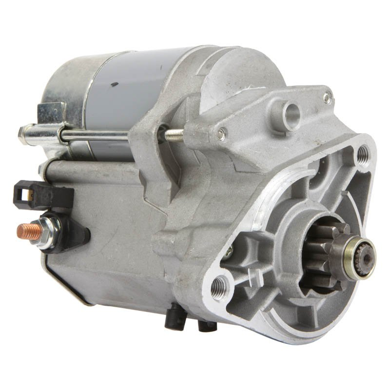 New Holland Tractor Starters : Starter motor snd ford new holland denso