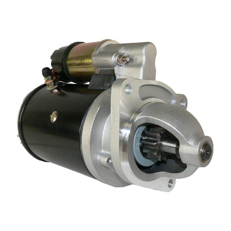 Ford New Holland Case Tractors Starter Motor Moto