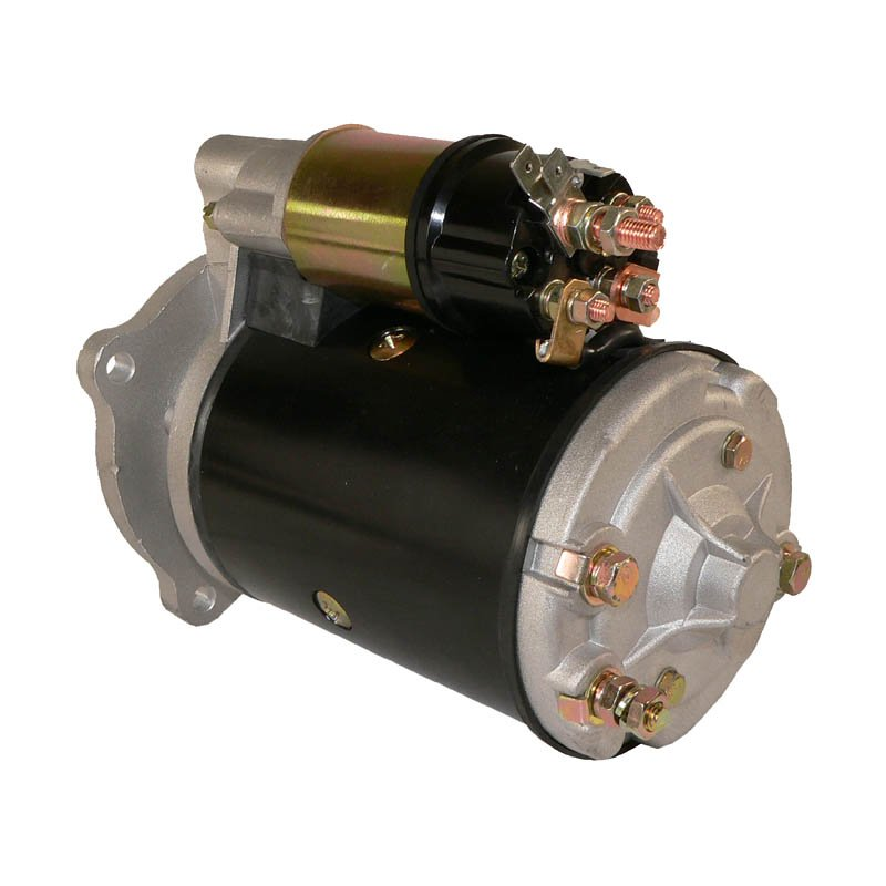 New Holland Tractor Starters : Ford new holland case tractors starter motor moto