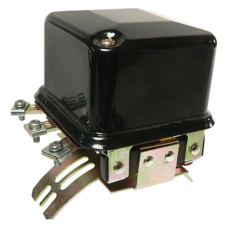 External Voltage Regulator : Voltage regulator external volt a circuit positive