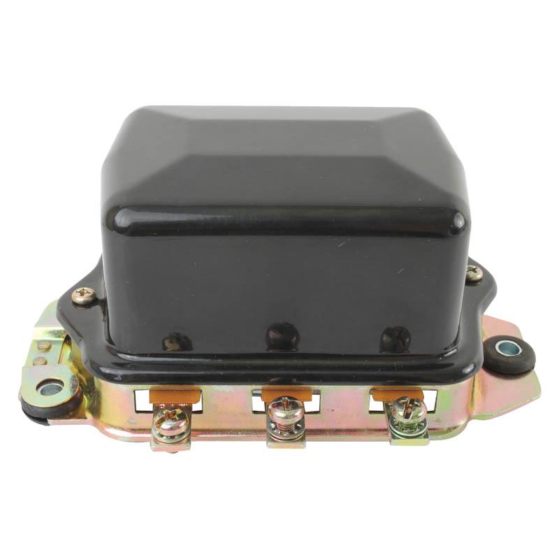 Voltage Regulator, External: 12-Volt; A-Circuit; Dual Polarity
