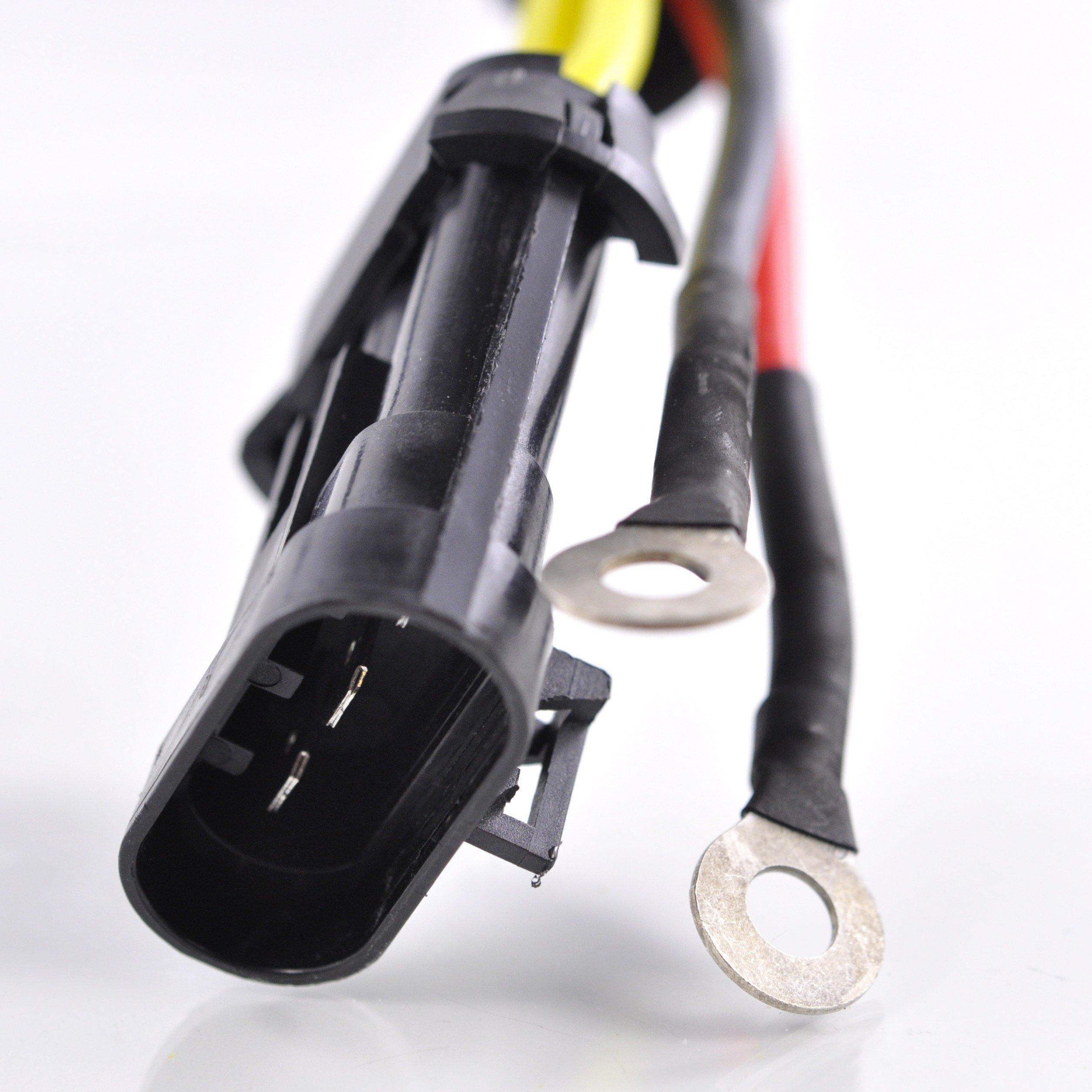 Heavy Duty Mosfet Polaris Voltage Regulator Upgrade Rzr 900 Ace Wiring Diagram Sportsman 1000 Scrambler