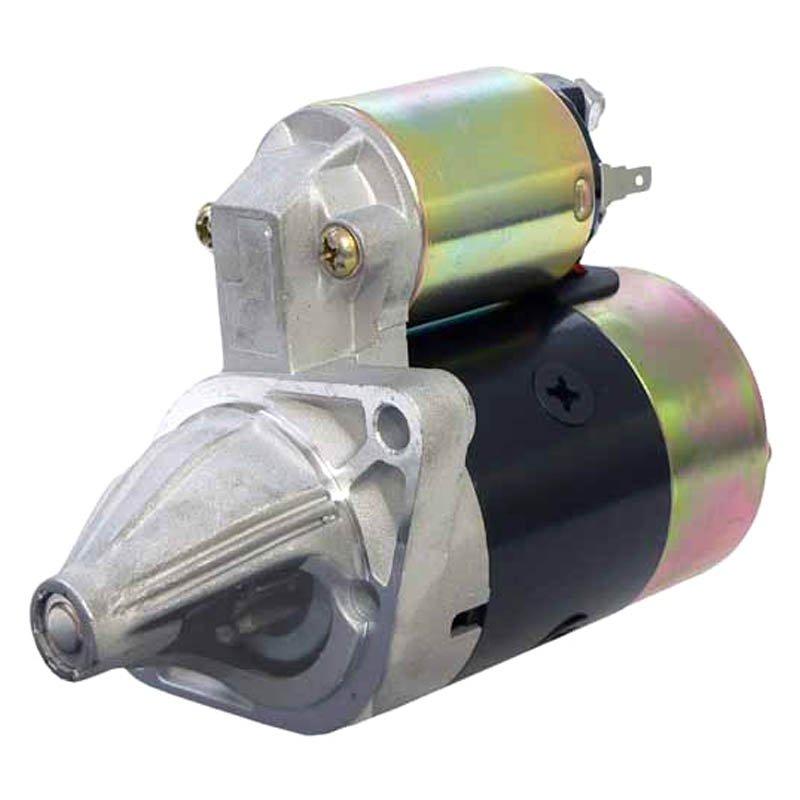 kubota engines starter motor