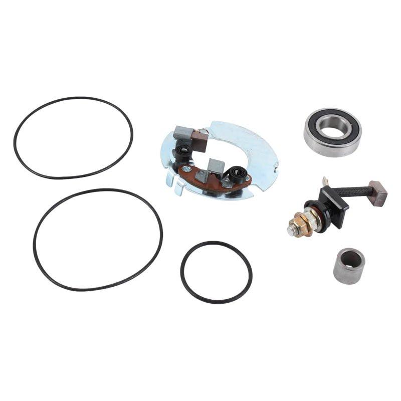 Electric Motor Brush Repair Kit: Lynx Ski-Doo Starter Motor Brush Repair Kit