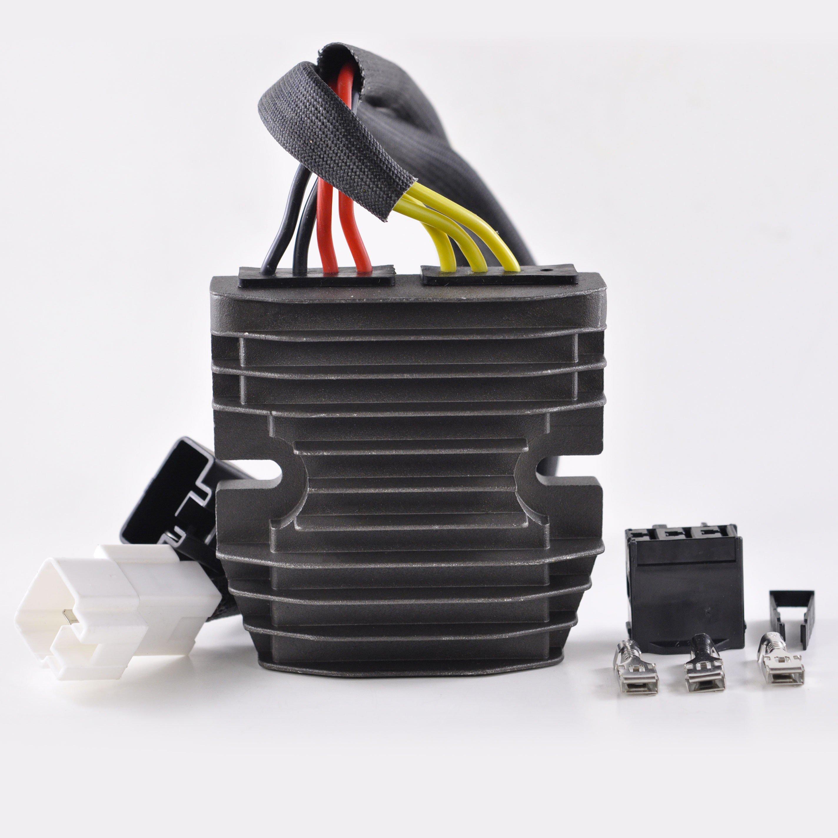 Mosfet Regulator Rectifier Honda Vt 1300 Cr Stateline Cs Sabre Wiring