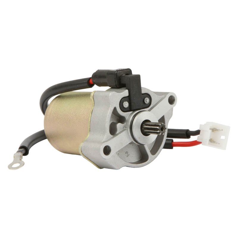 polaris outlaw sportsman 90 starter motor 0453478 0454952 snd0571