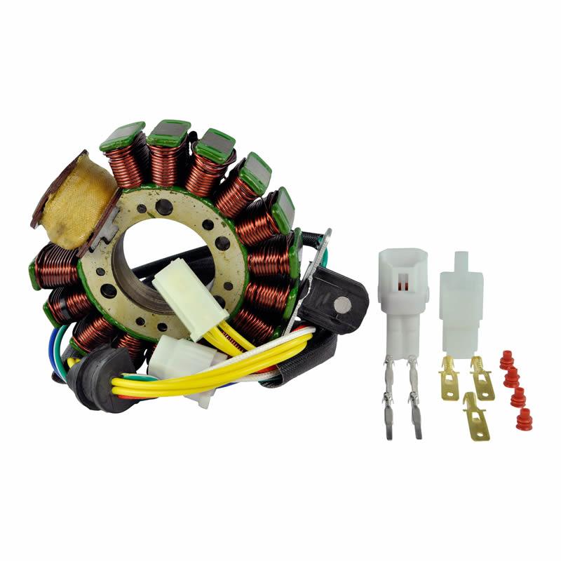 yamaha stator wiring stator yamaha 1986-2000 (yfb 250 timberwolf yfm 225 motot ... 12 lead stator wiring diagram