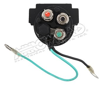 Relay Switch Yamaha Tilt Motors F75TLR F80TXR F90TJR