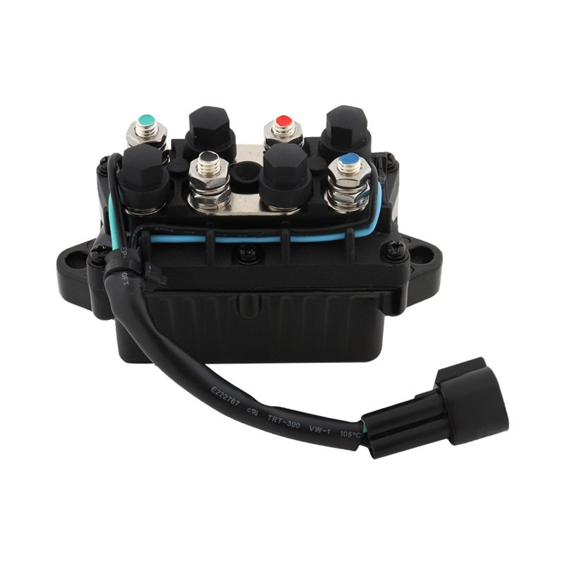 Relay Switch Yamaha Tilt and Trim 60250HP Outboards