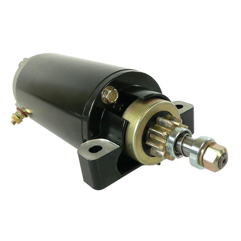 Starter motor sab0168 mercury marine for 50 hp motor starter