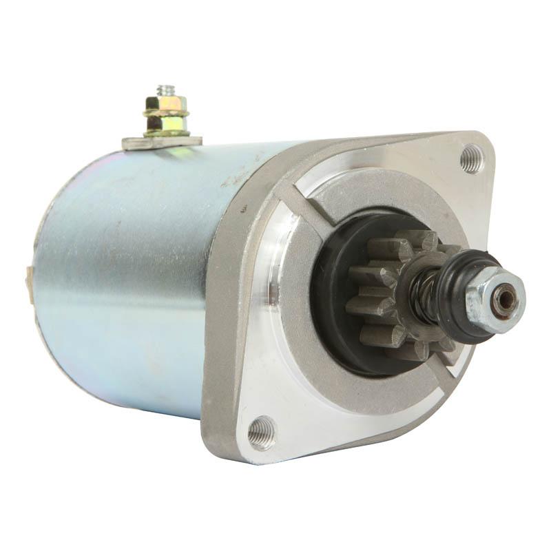 Starter motor for kawasaki small engines 12 volt ccw 10 for Small 12 volt motors