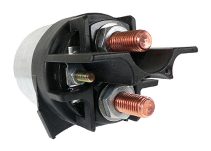 Starter motor solenoid 12 volt 3 terminal for bosch Bosch electric motors 12v