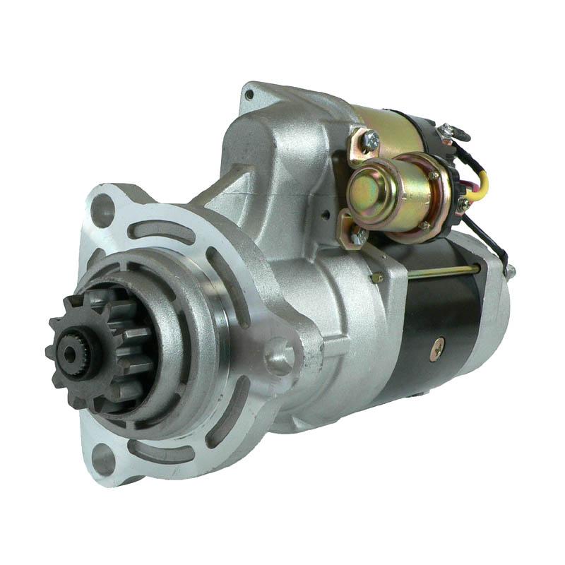 Delco 39mt Starter Motor Replaces Delco 8300016 Moto