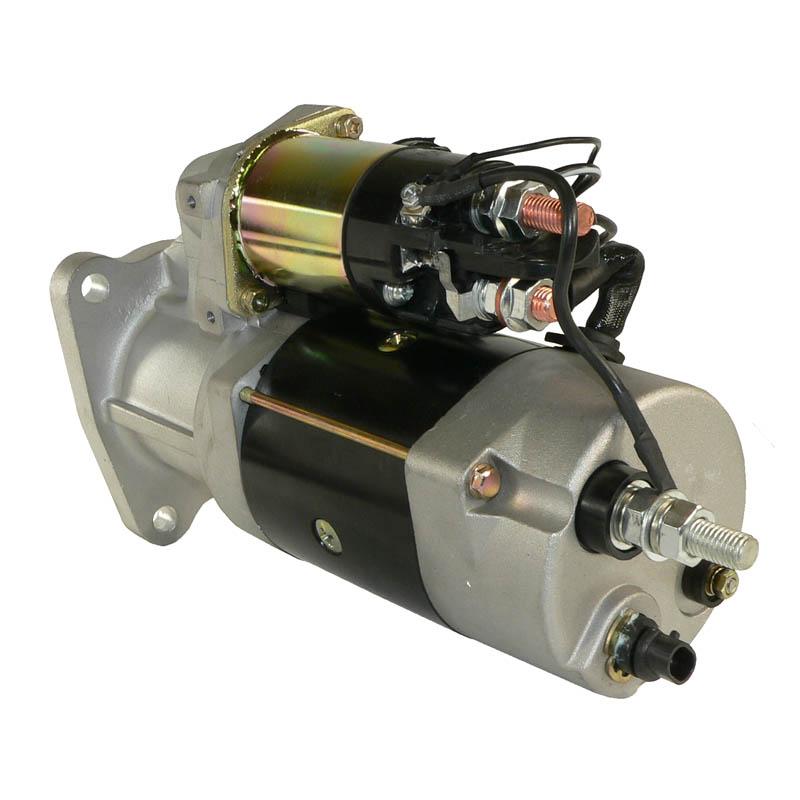 Starter Motor For 39mt Series Plgr 12 Volt Cw 12 Tooth