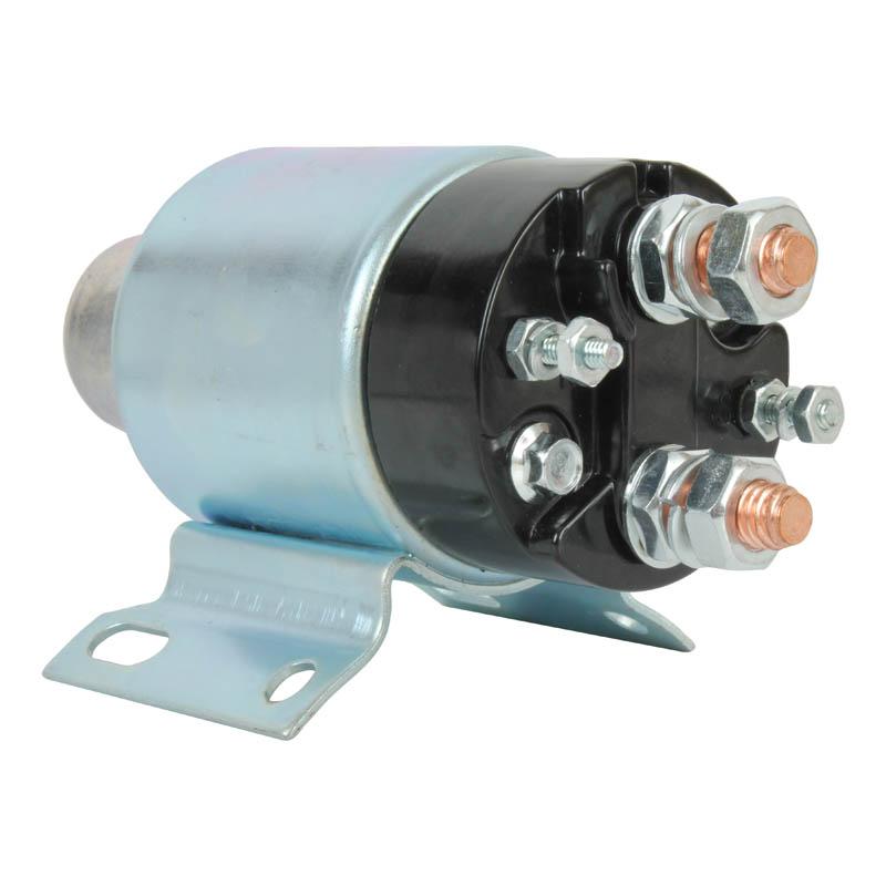 Starter Motor Solenoid  12