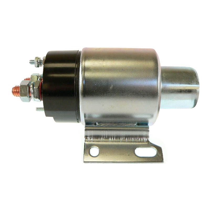 Starter Motor Solenoid 12 Volt 4 Terminal For Delco