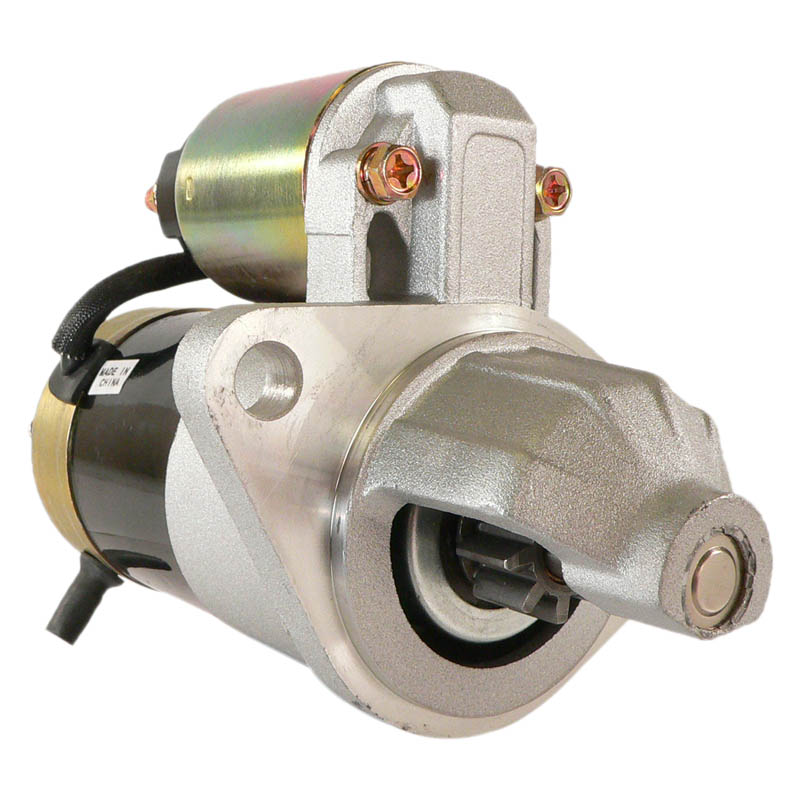New Holland Tractor Starters : Starter motor shi ford hitachi new holland s