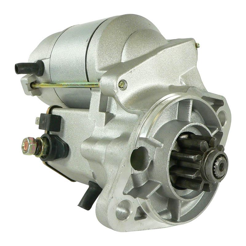 Starter Motor SND0121 Kubota Engines Lester 16645 16650 Denso