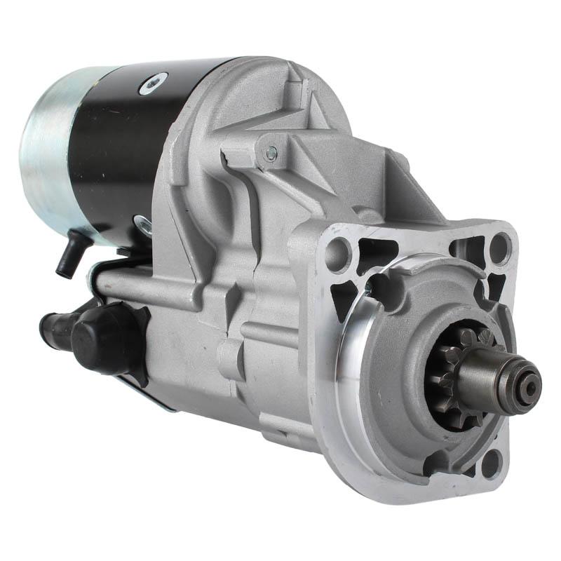 Starter Motor For Caterpillar: OSGR; 12-Volt; CW; 10-Tooth