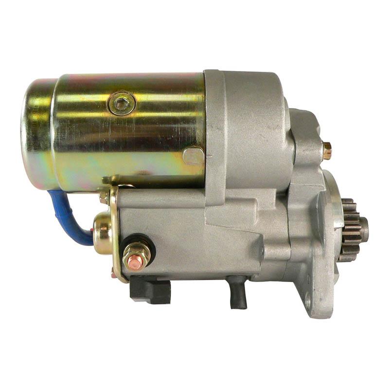 Starter motor for cummins engines osgr 12 volt cw 15 tooth for Cummins starter motor cross reference