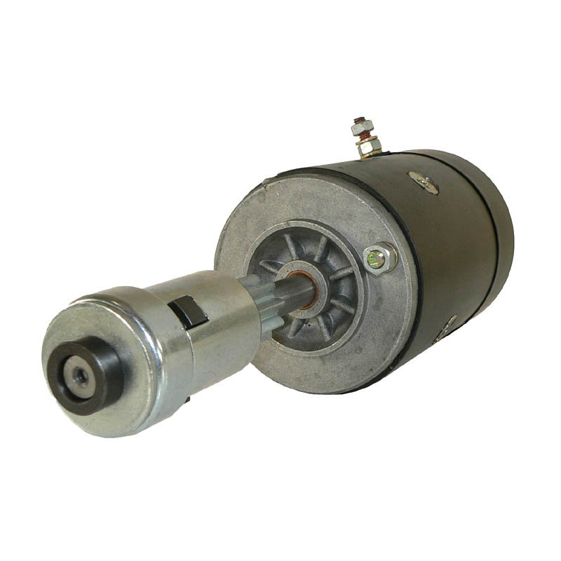 For An 8n Ford Tractor Clutch : V starter motor for n ford tractors sfd