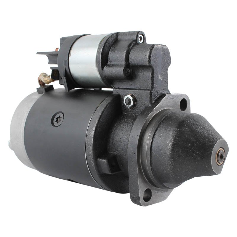 New Holland Tractor Starters : Starter motor for ford  series tractors oem