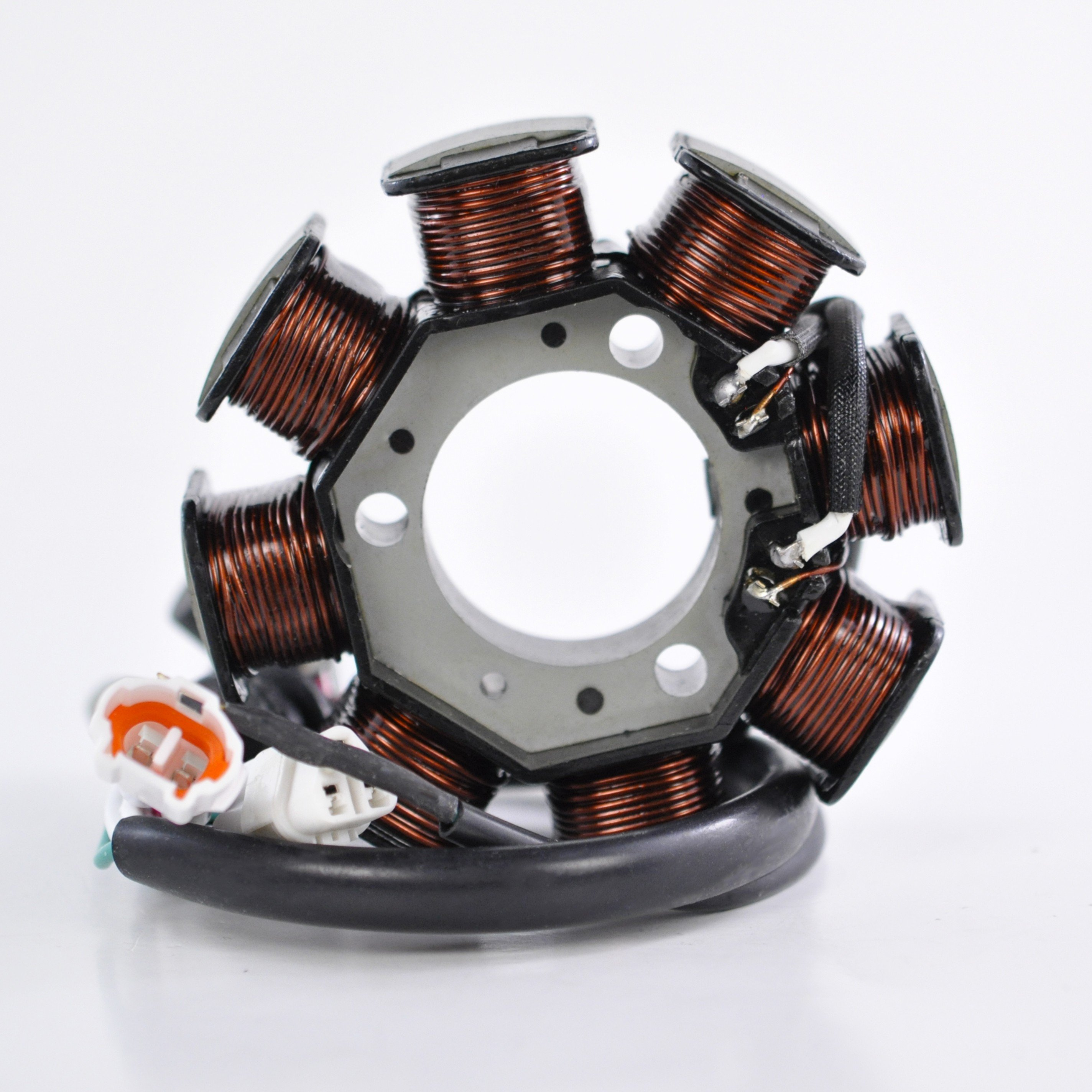 Stator   Yamaha   YFM Raptor 125   RM01495   Moto-Electrical