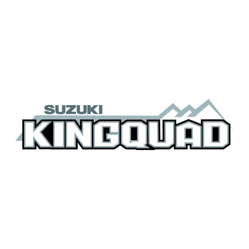Suzuki King Quad Tank Sticker | ATV City