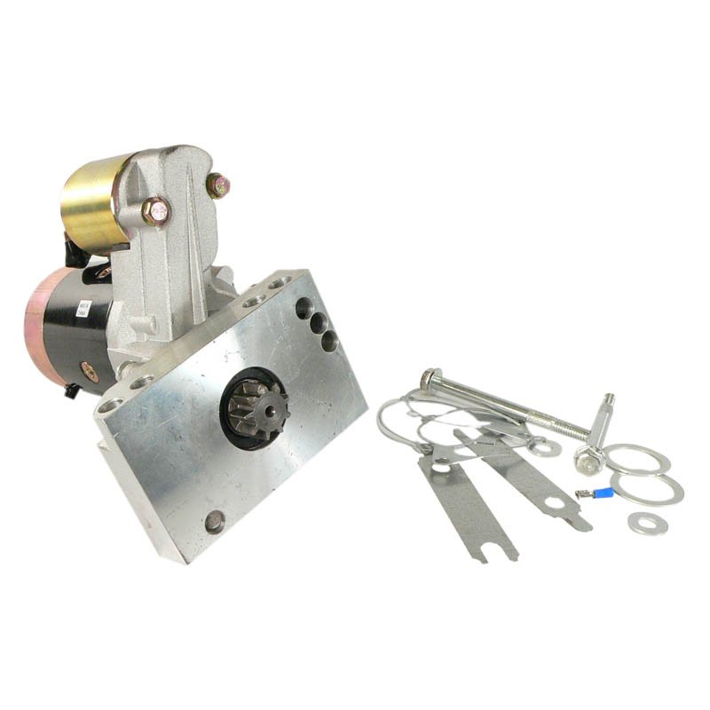 Starter motor for gm race car engines replaces pic 104 010 for Types of motor starters