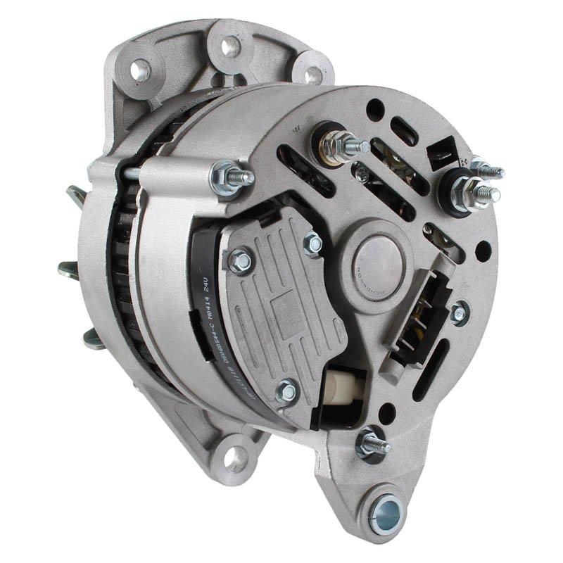 universal type lucas alternator