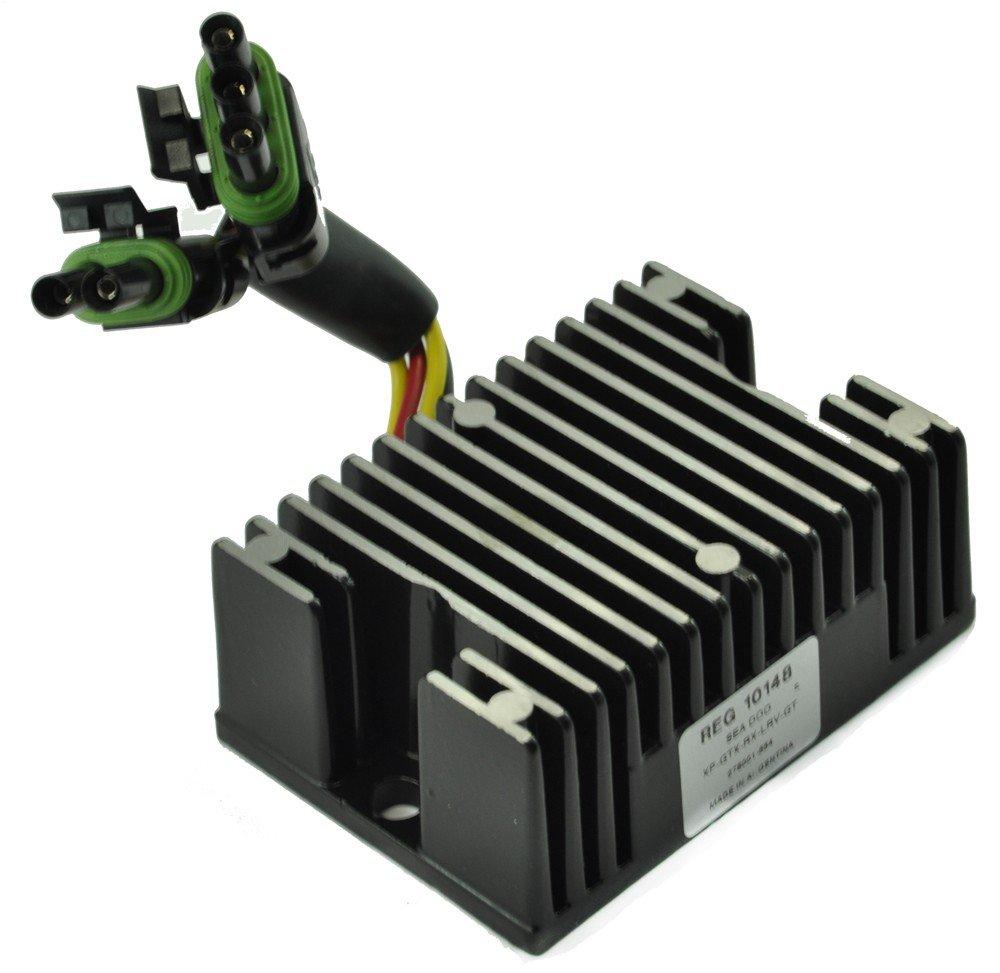Zoom Voltage Regulatorrectifier For Sea Doo Gtx Gti Gtx Lrv Rx Xp Sportster on Sportster Rectifier