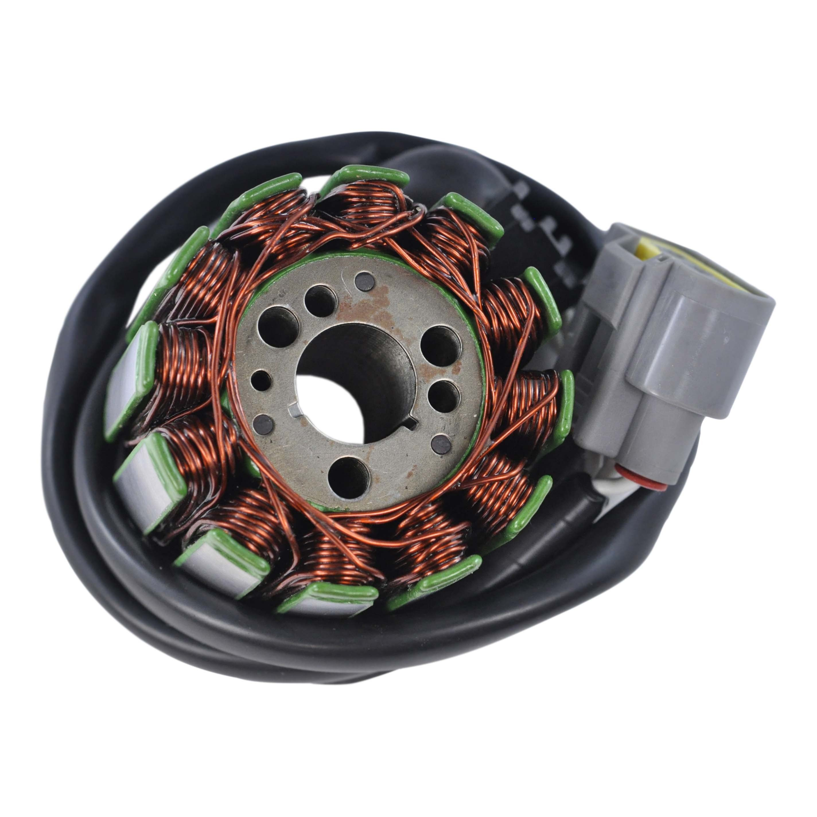 yamaha fz1 fz8 yfz r1 generator stator coil moto electrical yamaha fz1 fz8 yfz r1 stator coil replaces 2d1 81410 10 00